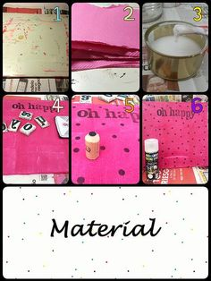 ohhappy | DIY SUPERFICIE DE TRABAJO - DIY WORKSURFACE Happy, Diy, Work Surface, The Creation, Manualidades, Do It Yourself, Bricolage, Handyman Projects, Happiness