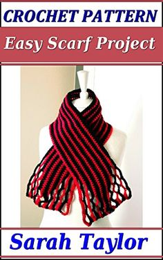 another free ebook currently at least----Crochet Pattern - Easy Scarf Project by Sarah Taylor http://www.amazon.com/dp/B00XTIY1RI/ref=cm_sw_r_pi_dp_U1cswb0A7YV5R