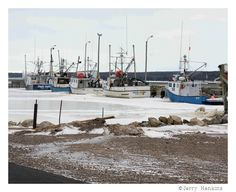 Chéticamp is a fishing village on the Cabot Trail on the west coast of Cape Breton Island in Nova Scotia at the western entrance to Cape Breton Highlands National Park which contains Acadian Trail.  Photo by Jerry Hankins