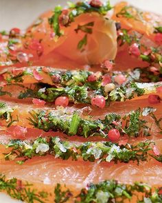 Mormor's Aquavit-Cured Salmon with Mustard Sauce from the book Sweet Paul Eat & Make