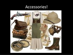 Steampunk Costuming …