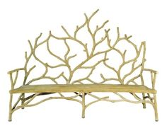 Tree Branches Bench