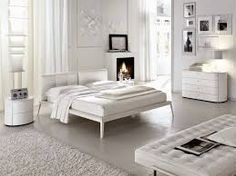 Image result for white minimalist bedroom