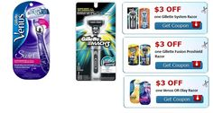 Buy (1) Gillette Mach3 Mens Razor 1 ct, $8.49 reg price Buy (1) Gillette Fusion Proglide Flexball Manual Razor, $11.99 Buy 2, Receive $10.00 Extra Care Bucks 12/11-12/17, Limit 1 Use $5/$20 Mach3 Razors or ANY other Razors CVS coupon (printing for select shoppers) Use 25% Emailer CVS coupon Use (2) $3.00 off one Gillette System Razor Or $3.00/1 Gillette Men's Razor or Disposable – 12-4-16 RP; Includes Disposables, 2 ct or Larger Only; Excludes Sensor2, 2 ct; Excludes Trial and Travel Size…