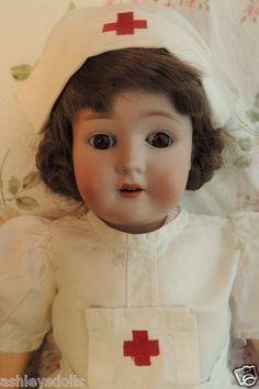 Schoenau & Hoffmeister #1923 Antique German bisque doll