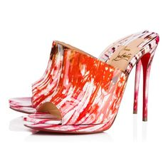 Shoes - Pigamule - Christian Louboutin