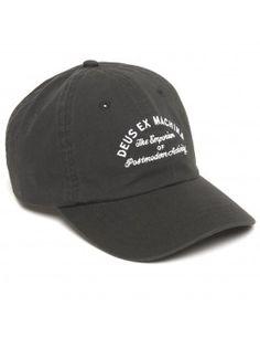 DEUS Curved Cap Locations - black