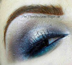 smokey EOTD eye makeup