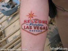 Viva Las Vegas  Tattoo