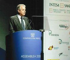 Evento Confindustria - On. Claudio Scajola  #teleprompter #teleprompteritalia