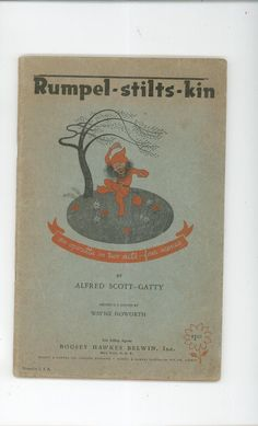 Rumpelstiltskin An Operetta In Two Acts Four Scenes Music Plus Vintage 1940 Available In Store Today @
