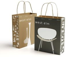 Nice clean design from Hatch Design for West Elm, a modern furniture and home decor store.