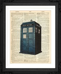 Dr Who!! - love this