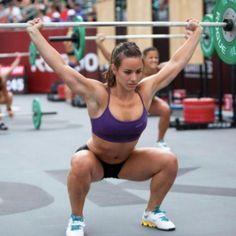 Camille Leblanc-Bazinet - Top CrossFit Women at 2013 Reebok CrossFit Games - Shape Magazine