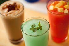 bebidas frias