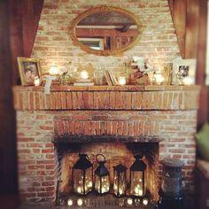 Déco cheminée en été! Laissez-vous inspirer par ces 20 exemples…