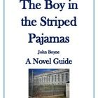 This is a large 37 page novel unit for the novel The Boy in the Striped Pajamas by John Boyne.  This novel unit includes:  Table of Contents Pre-Re...