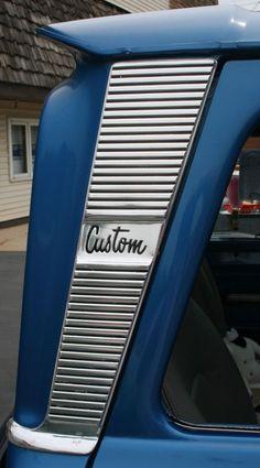 1965 Chevy pickup Custom