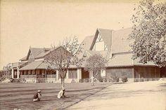 Old Karachi Gymkhana.