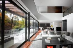 Jaloersmakende villa in Toronto door Belzberg Architects Roomed | roomed.nl