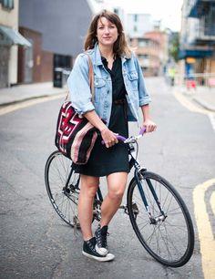 Bikes   Street Style   ELLE UK, ELLE UK