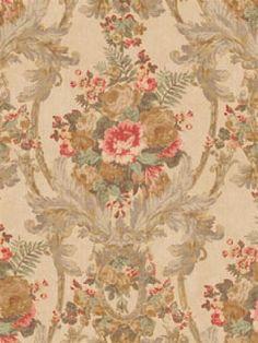 Lavarone Floral Damask Design Ideas