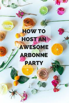 Step-by-step guide to making your next Arbonne party a smash hit!