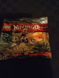 NIP Lego Ninjago Anacondrai Battle Mech Building Toy Polybag #LEGO