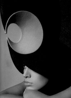 Lisa with Turban 1940 by Horst P Horst
