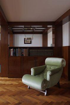 Adolf Loos chair.