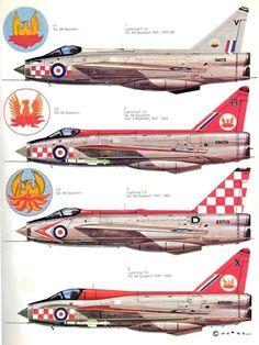 37 English Electric-BAC Lightning Page 29-960