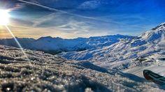 Skiing in Gastein