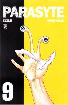 LIGA HQ - COMIC SHOP PARASYTE KISEIJUU #9 (DE 10) PARA OS NOSSOS HERÓIS NÃO HÁ DISTÂNCIA!!!