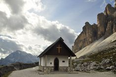 The Dolimites, Italy