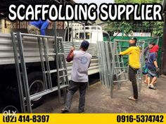 Buy Need Fast Delivery Please Contact Catwalk Shoring Scaffolding Swivel in Manila,Philippines. Scaffolding for Sale Quezon City to any point of NCR Our products offered: Catwalk Planks Shoring Jack H Frame U head Swivel Clamp Fixed Clamp Base Chat to Buy Scaffolding Materials, Quezon City, Manila Philippines, Catwalk, Delivery