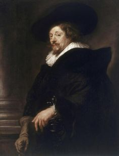 Peter Paul Rubens - Self-Portrait - art prints and posters