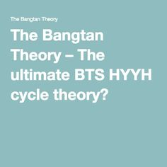9 Best BTS HYYH Theories images in 2016   Bts hyyh