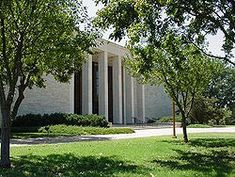 Dwight D. Eisenhower Library & Museum, Abilene, Kansas, Resting place od President David Dwight Eisenhower