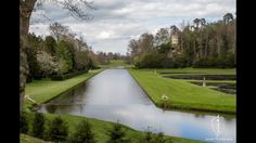 Gardens at Fountains Abbey.