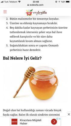 Homemade Syrup, Honey, Food, Meals