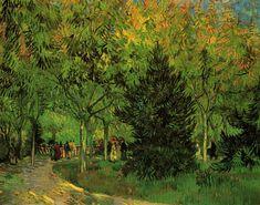 Arles (1888-1889) Vincent van Gogh