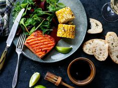 Teriyaki Salmon Recipe - This teriyaki salmon recipe is always a favourite