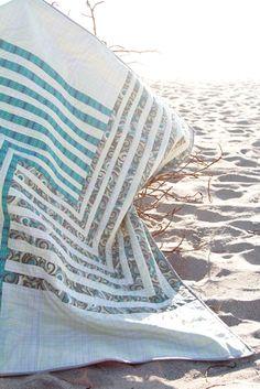 free downloadable patterns. Textures Stripes Quilt