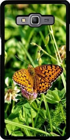 Hülle für Samsung Galaxy A5 (SM-A500) - Orange Schmetterling , http://www.amazon.de/dp/B0101ZEB6M/ref=cm_sw_r_pi_dp_TpuSvb1EV95TD