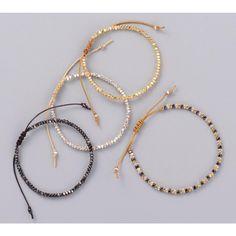 Oria Single Strand Bracelet