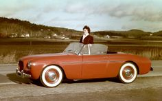 Happy 60th Birthday to the Volvo P1900 Sport: On 2 June 1954 the two-seater roadster, the Volvo Sport, and the company's first sports car, made its debut. But a low weight and reliable Volvo technology were not enough - production was shut down after just 67 had been built.