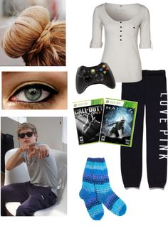 """Video Games with Niall"" by paynestyles21 ❤ liked on Polyvore"