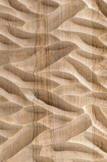 Hand Carved Wind Spirit (Italian Walnut)