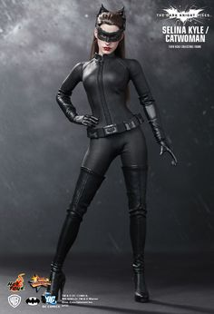 Hot Toys : The Dark Knight Rises - Selina Kyle/ Catwoman 1/6th scale Collectible Figure