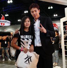 cj_o_shopping: Monsta X made a surprise visit to CJ O Shopping booth #kcon#celebshop #cjoshopping #monstax || Monsta X Shownu